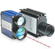Laserowe czujniki dużych dystansów