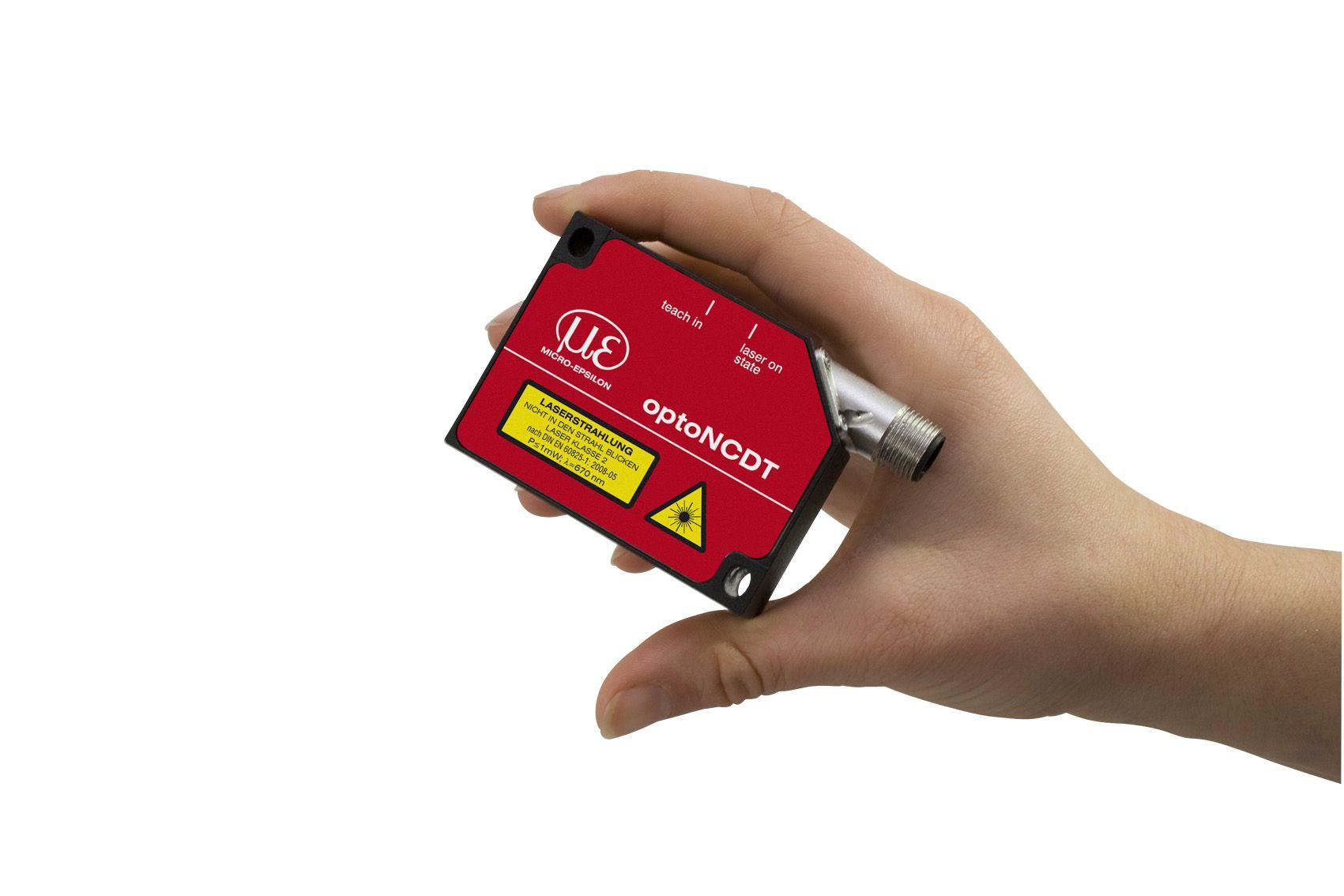 czujnik laserowy optoNCDT 1302