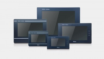 The new GREEN series of HMI operator panels