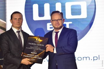 Innovative Product for Logistics, Transport, Production 2019 for WObit!