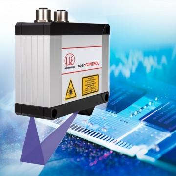 High-resolution laser 2D / 3D profile scanners for dynamic measuring tasks